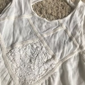 Altar'd State Tops - cream blouse